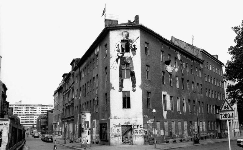 Haus in derAdmiralstraße