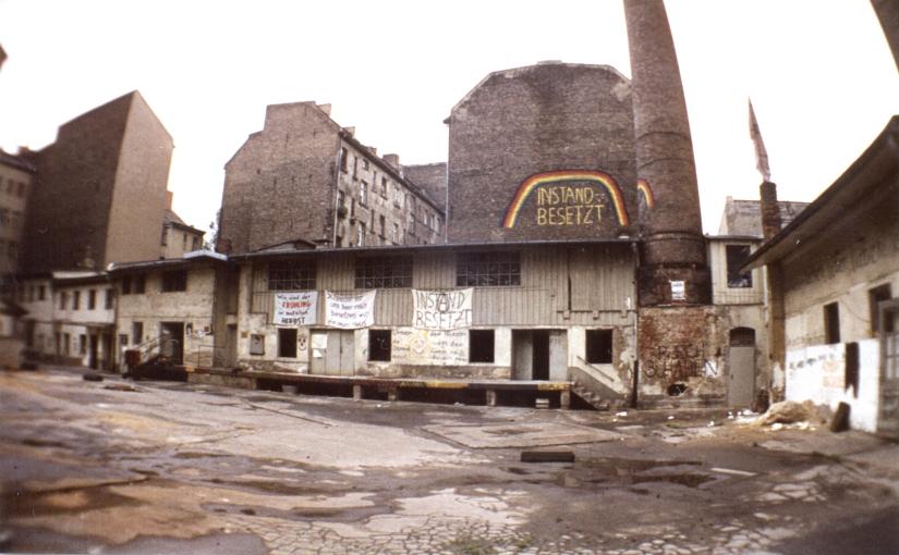 Von der Feuerwache zur Regenbogenfabrik