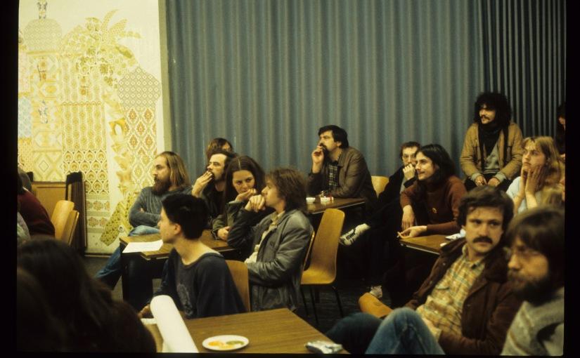 Blockversammlung in derÖlberg-Gemeinde