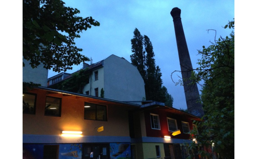 Six and a half years at the Regenbogenfabrik Haus
