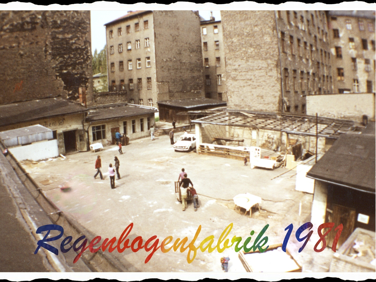 Regenbogenfabrik 1981