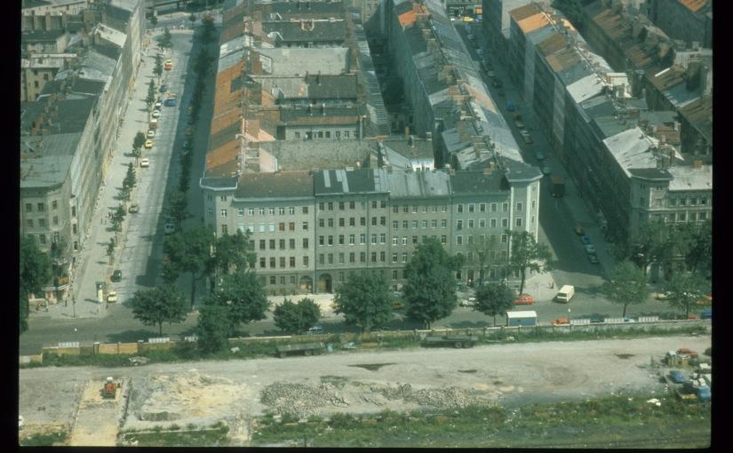 Die Sorauer Straße