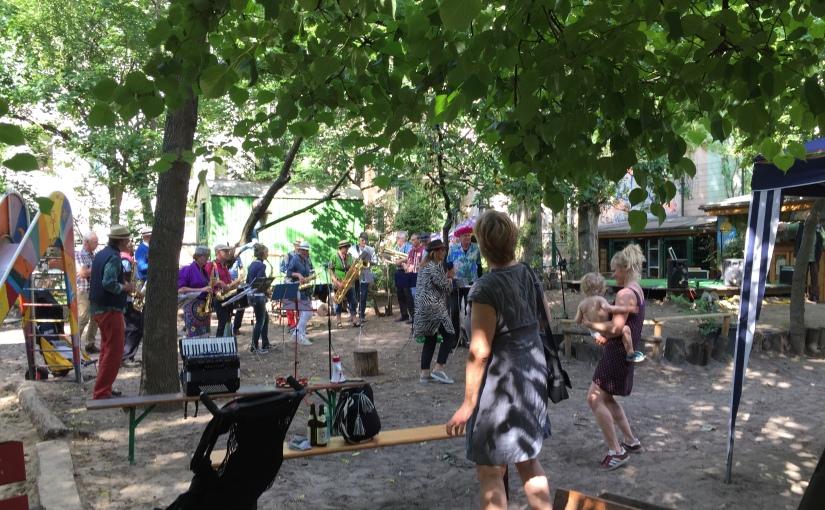 Fête de la Musique 2020 – der erste Livestream von der Regenbogenfabrik