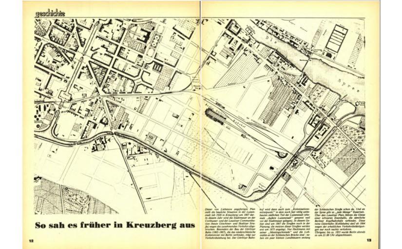 So sah es früher in Kreuzbergaus