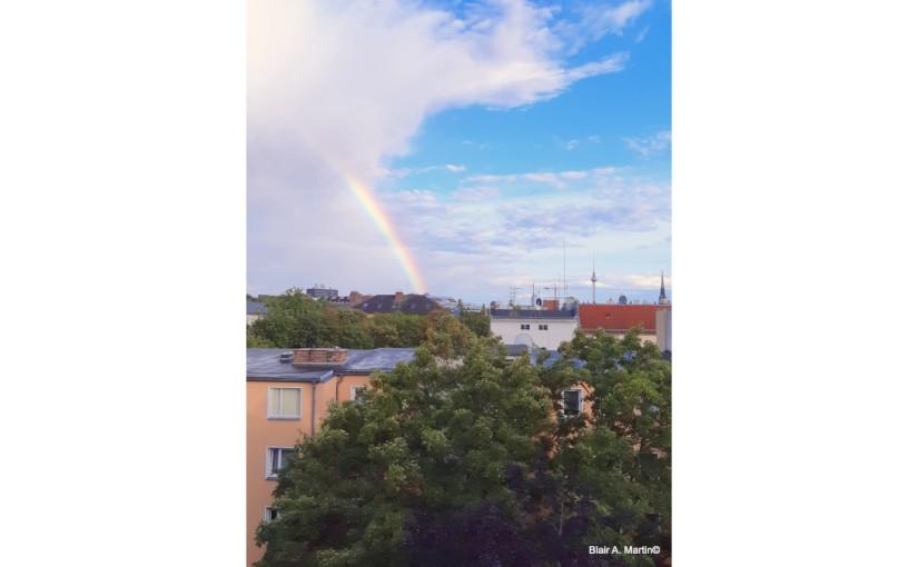Ein Regenbogen ist keinZufall