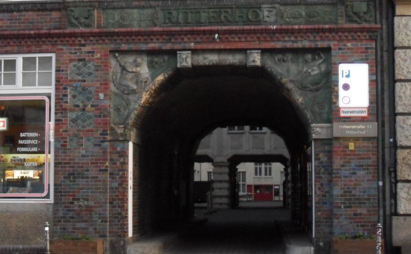 Die Ritterstraße